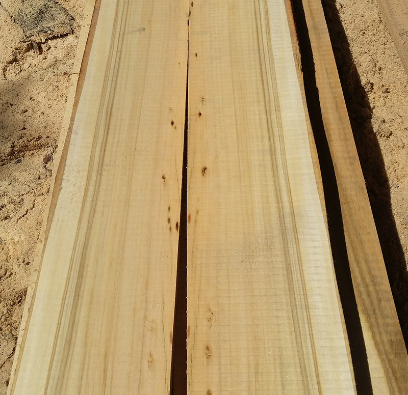 Silver Quandong | Kirby Fine Timber
