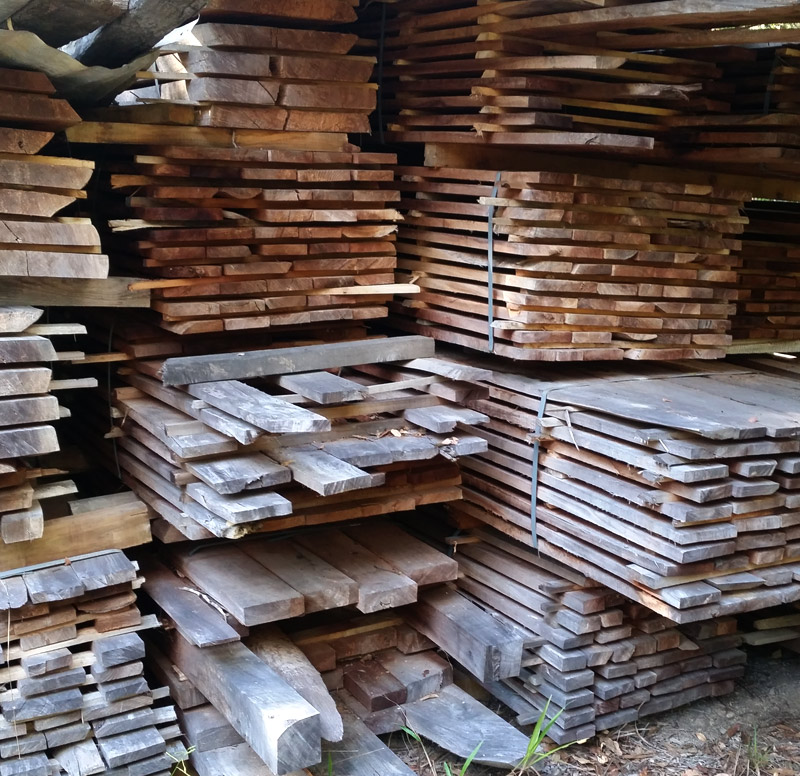 African Mahogany Wholesale Timber Queensland
