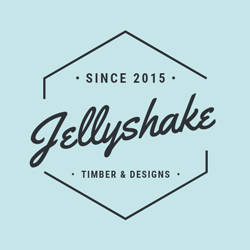 Jelly Shake Timber and Designs Logo